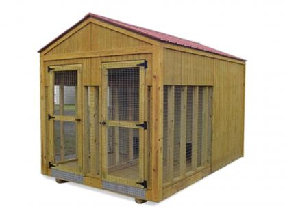 Dog Kennels and Shelters
